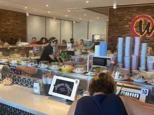 Wara Sushi opens in Mackay