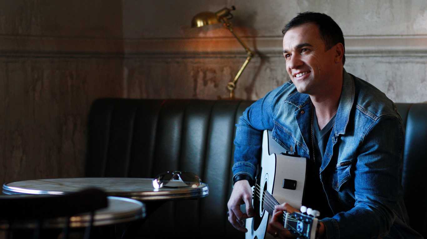 Shannon Noll is one of the 2020 headliners of the Groundwater Country Music Festival.