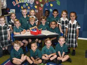 My First Year 2020: Glenvale Christian School