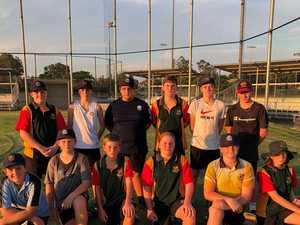 Young baseball squad pitching towards success