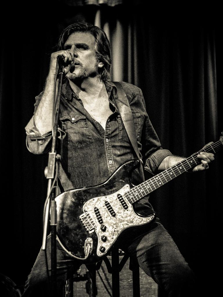 Presentation Night – Tex Perkins. Picture: Supplied by Adelaide Cabaret Festival