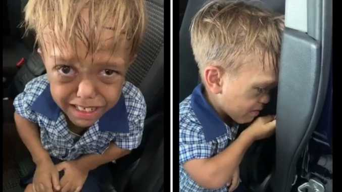 'I wanna die right now': Bullied 9yo boy's heartbreak