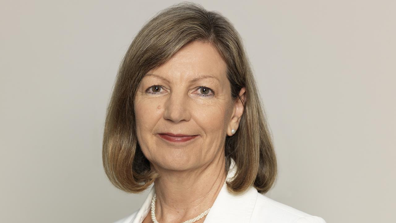 NEW BOSS: Professor Helen Bartlett is USC's next Vice-Chancellor and President.