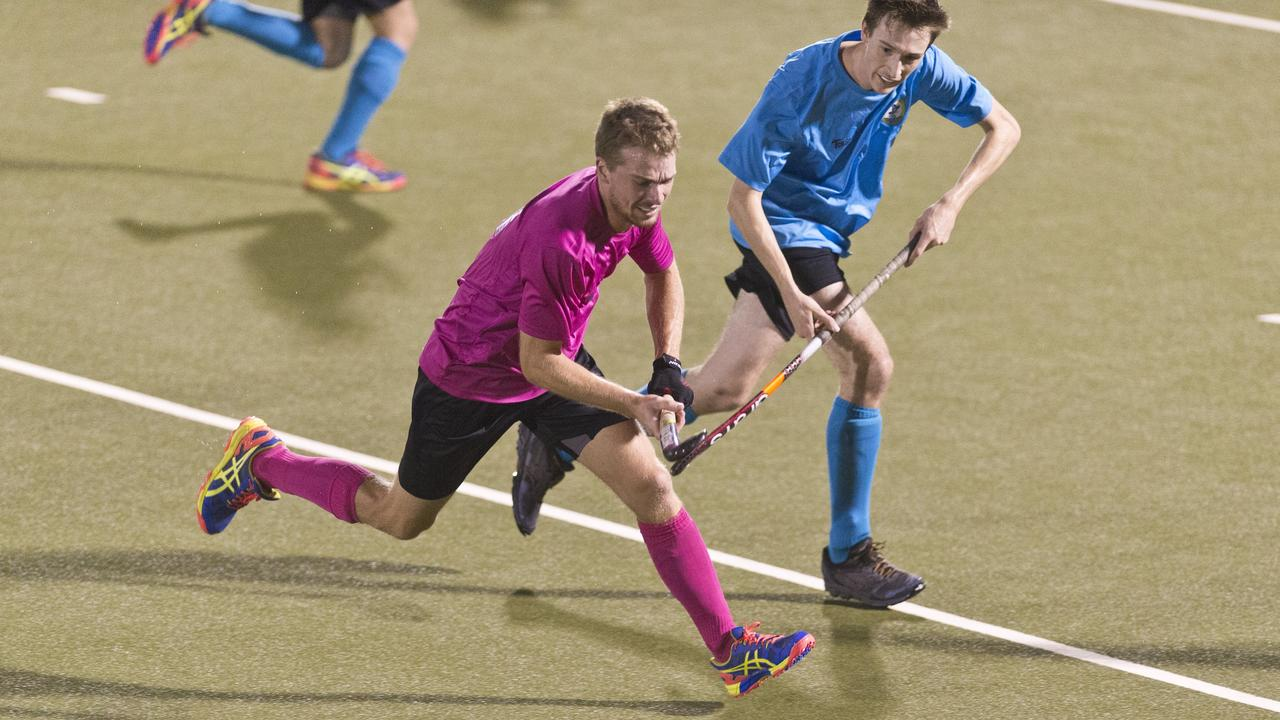 Karl Harland will take up the captaincy of the SQPS Scorers. Photo: Kevin Farmer