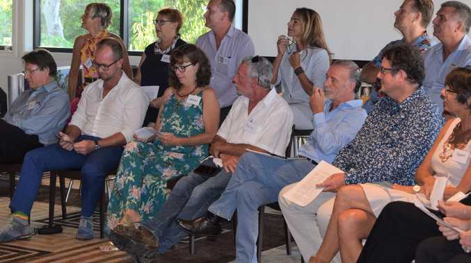 Noosa candidates have their say