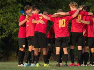 Optimistic Fire aim for swift return to state's top flight
