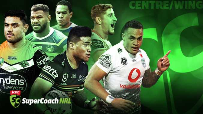 NRL SuperCoach Position Breakdown: Centre/Wing