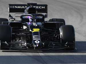 Ricciardo, Renault debut radical new looks