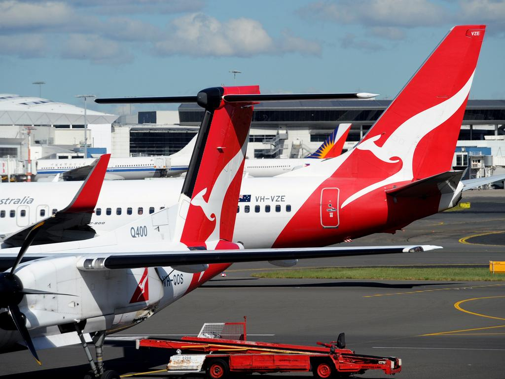 Qantas and Jetstar will cut the number of flights to Asia by about 15 per cent and wind back domestic services in response to the coronavirus outbreak. Picture: Supplied