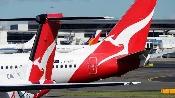 Qantas flights slashed as it takes $150m hit