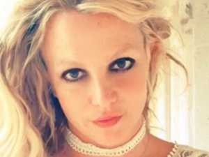 Britney's boyfriend reveals she's in hospital