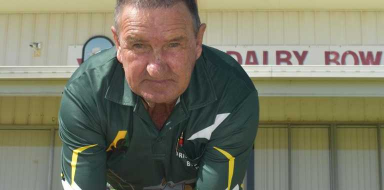 LOVING THE GAME: David Owen will be channelling his love of the game as he prepares to represent Queensland next week.
