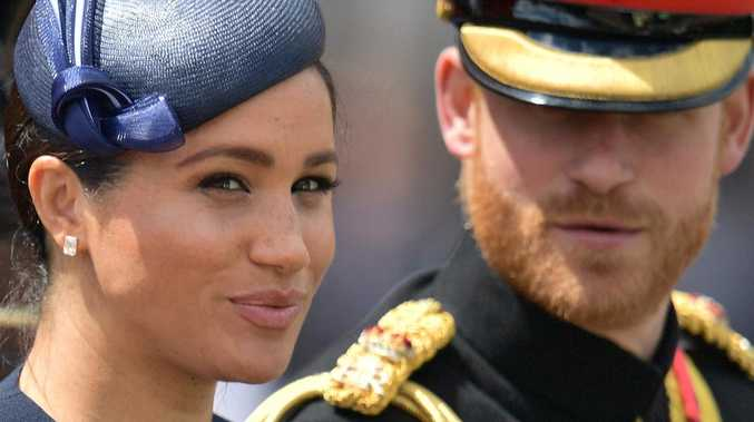 Meghan, Harry 'kicked out of Palace'