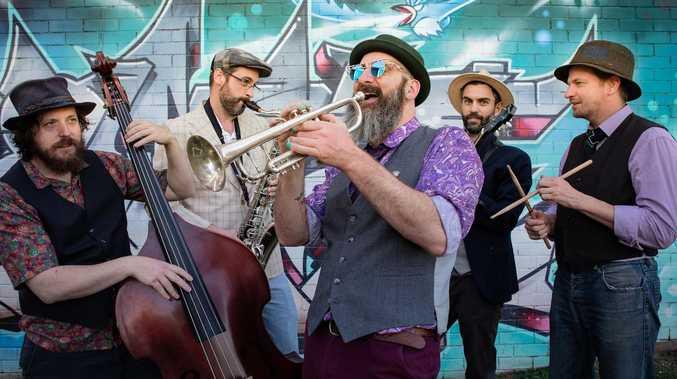 Local jazz band heads on international tour
