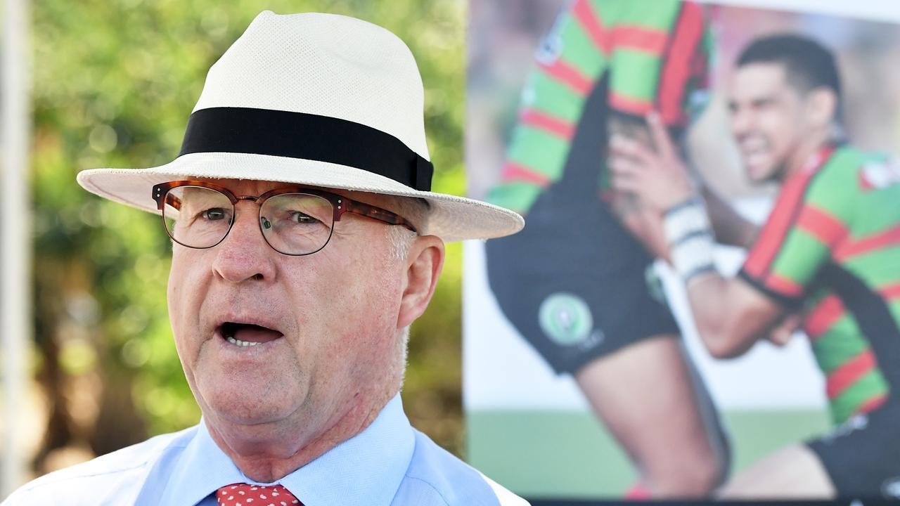 Mayor Mark Jamieson. Photo Patrick Woods / Sunshine Coast Daily.