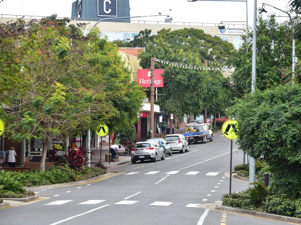 Two extra officers have been deployed to patrol the Nambour CBD for the next few weeks. Photo: file