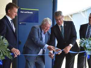 Breaking down barriers: CQU unveils training facility