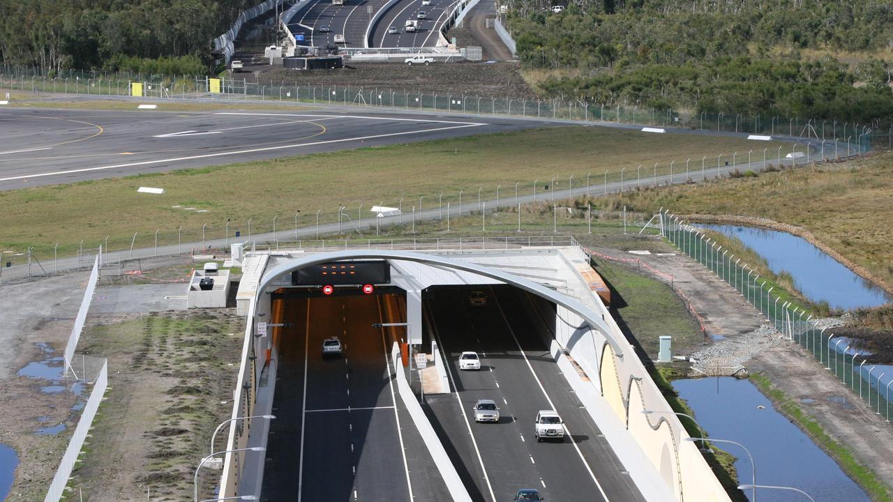 The Tugun Bypass Tunnel.
