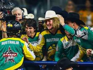 YEE-HAW! Kleier leads team Australia to Global Cup success