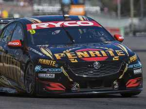 Reynolds gives Holden fans a reason to smile