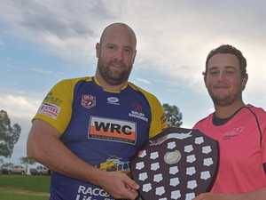 Charity shield held in honour of late footy legend