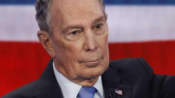 'Arrogant billionaire': Bloomberg lashed in Vegas