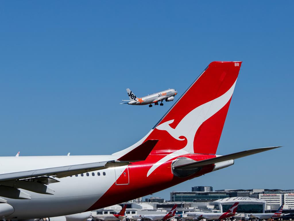 Qantas and Jetstar will slash flights to Asia in response to lower demand caused by the coronavirus outbreak.