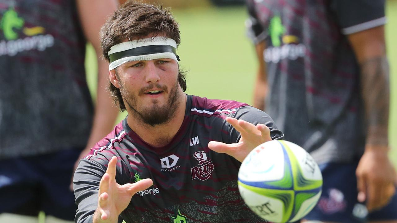 Captain Liam Wright will be part of an unchanged line-up against the Sunwolves. Pic Peter Wallis
