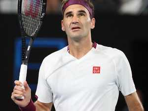 Federer drops injury bombshell