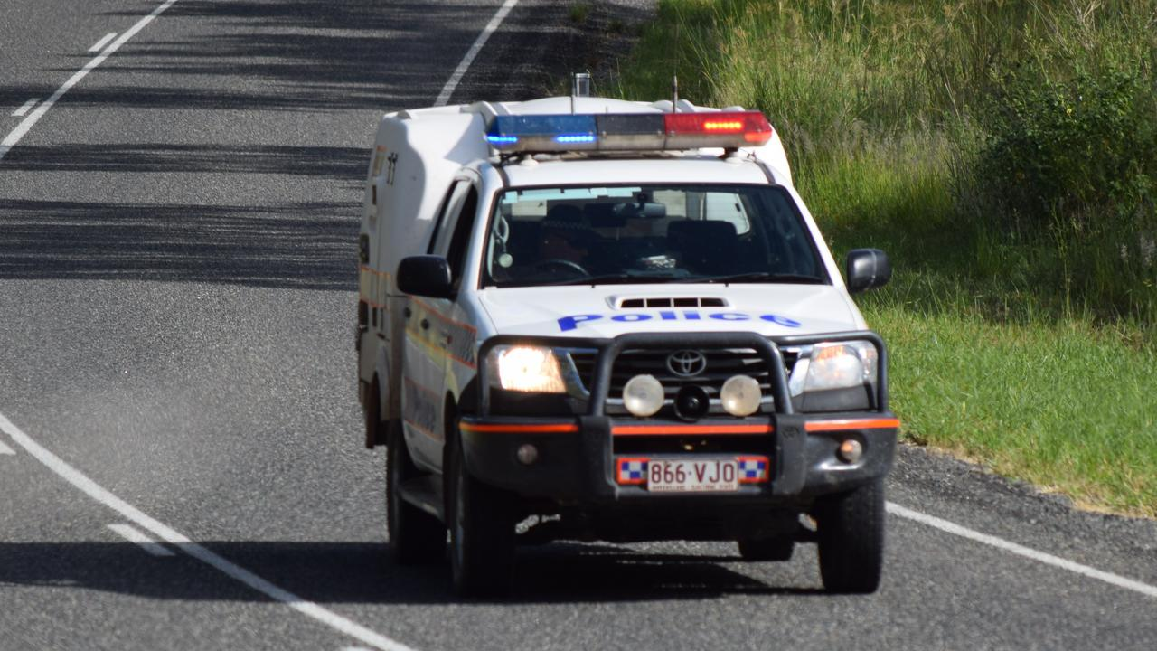 AN 18-YEAR-OLD driver caught travelling 25km/h over the speed limit on the Bruce Highway late last year has been blasted in court for his