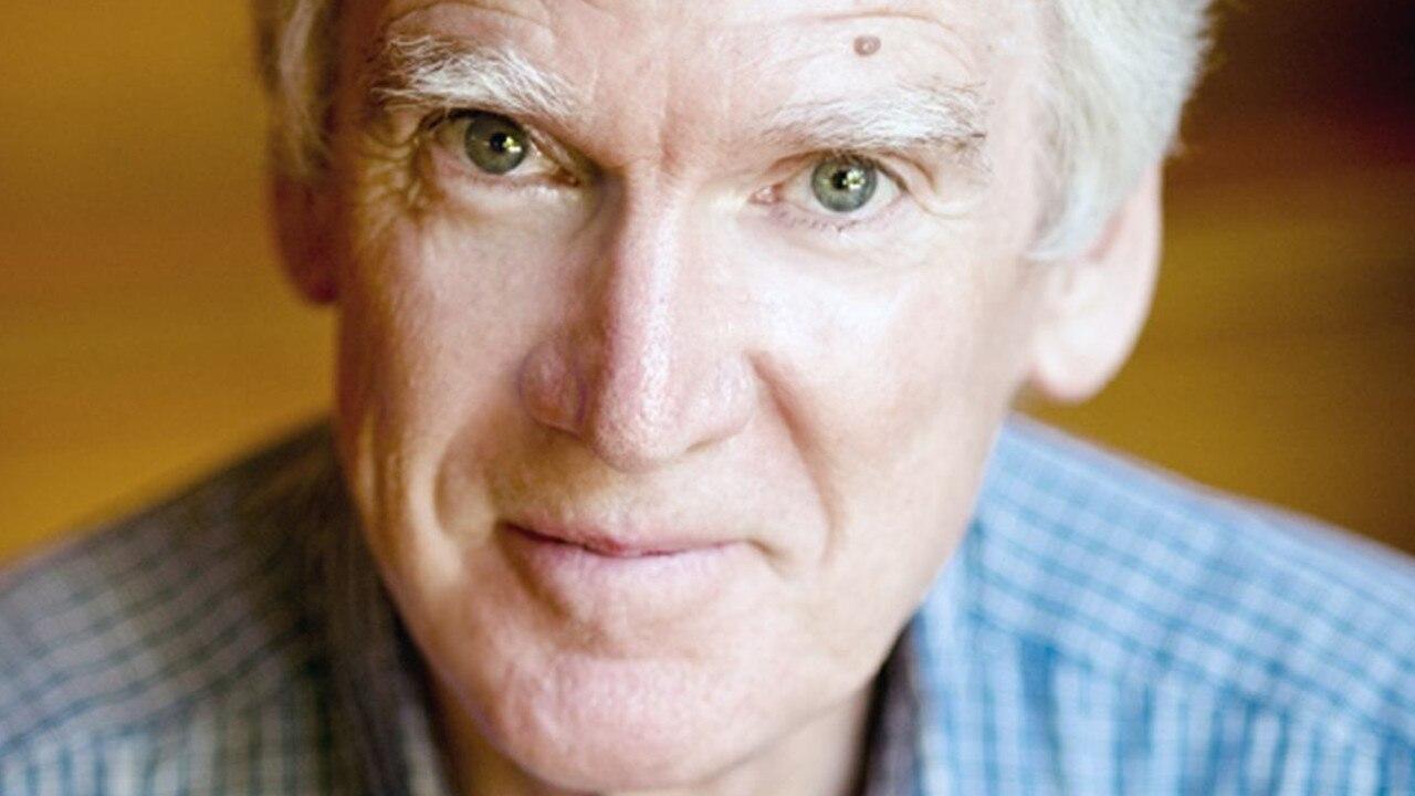 Beloved Australian playwright David Williamson.