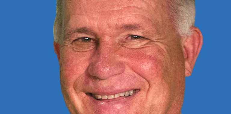 George Ladbrook is running for Maranoa Regional council.