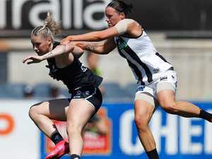 Best sledger in AFLW revealed