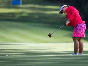 Geoff King, Womens ladies Classic, day 2 Bonville