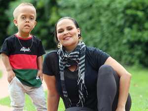 Mum reacts to bullied boy's 'media frenzy'