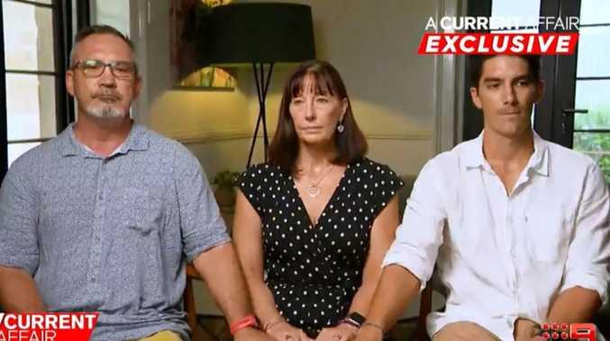 Hannah's family reveals footprint left