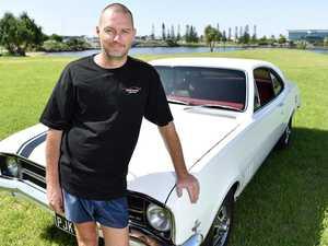 Shane's still a Holden Monaro man