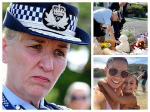 Warmth, love, laughter: Top cop's hour with Hannah's parents