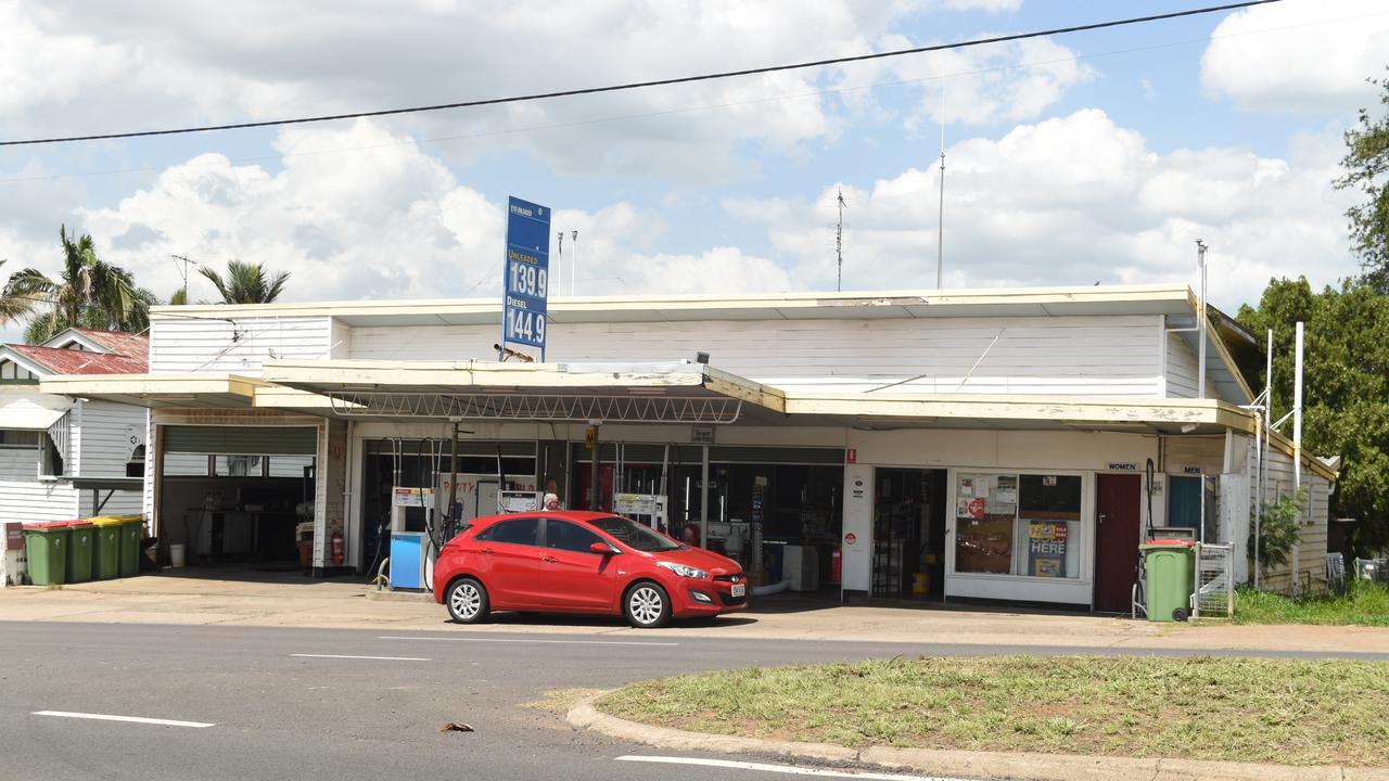 V&M Ziebarth service station, Gatton. Photo: Ali Kuchel