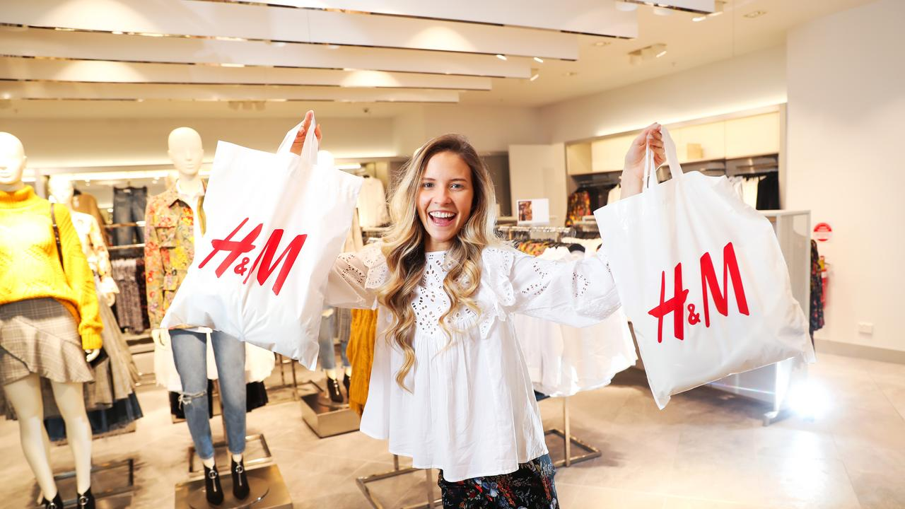 Shoppers would like to see a H&M store open in Ipswich, rather than jumping in their car and travelling to Brisbane or Toowoomba.