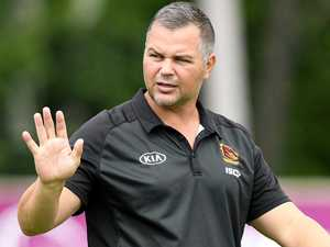 Crunch time: Seibold reveals battle for Broncos' No.1 jersey