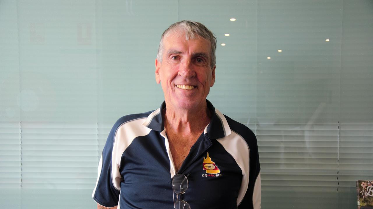 Gary Bourke is starting up a transport service catering to the disabled and elderly.