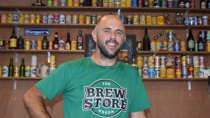 New Noosa business a beer lover's dream