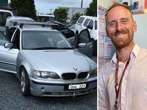 Haunting picture of Brisbane teacher before M1 death