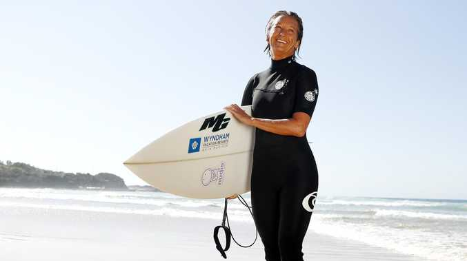 Here's why the big names of surfing are in town