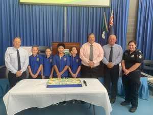 Bowen State School crowns new leaders