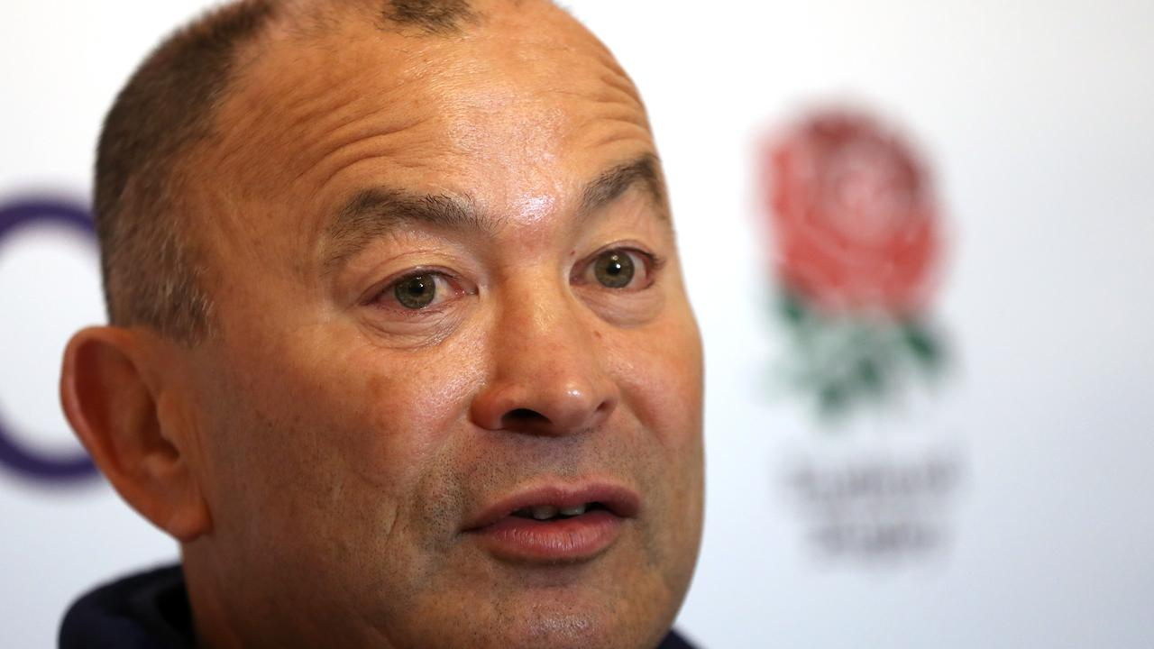 England coach Eddie Jones was forced to apologise after falsely accusing a journalist of casual racism during a bizarre press conference.