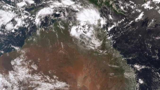 Gulf cyclone to bring 150mm+ rain to North QLD