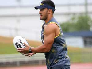 Hayne pain proves huge gain for Holmes
