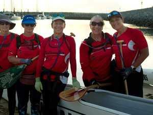 Mackay group to paddle under Sydney Harbour Bridge
